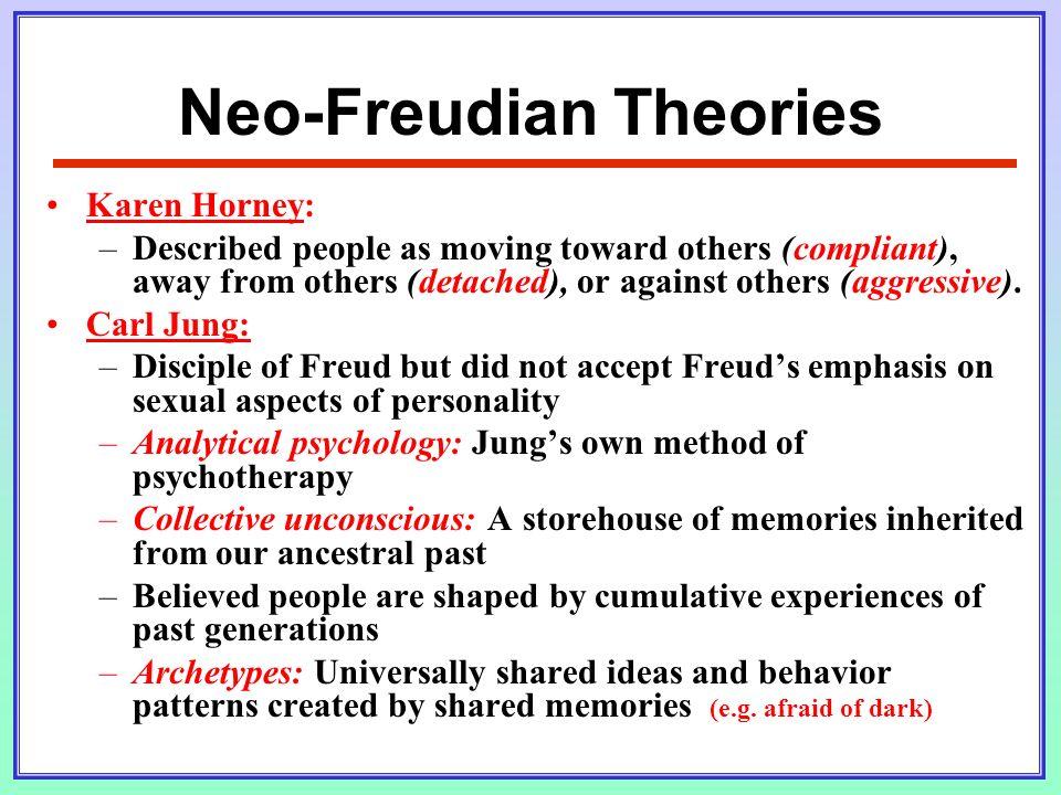 neo freudian theory of personality pdf