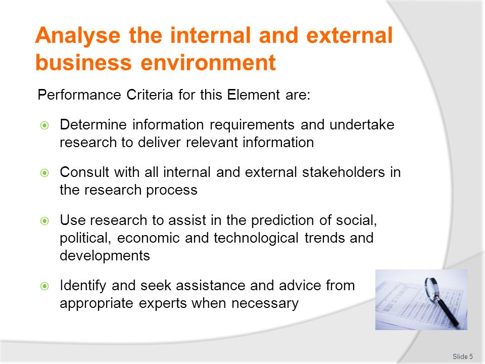 What Are Internal & External Environmental Factors That Affect Business?