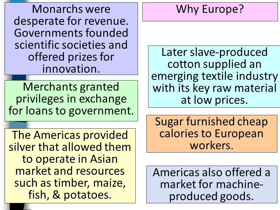 What Natural Resources Were Most Important For Industrialization