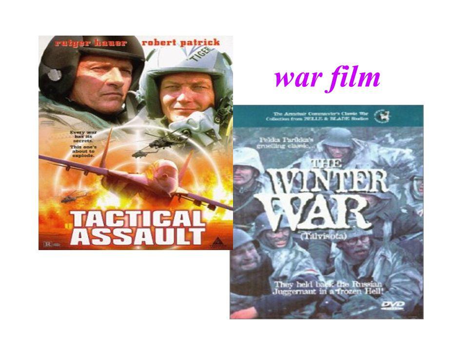 war film