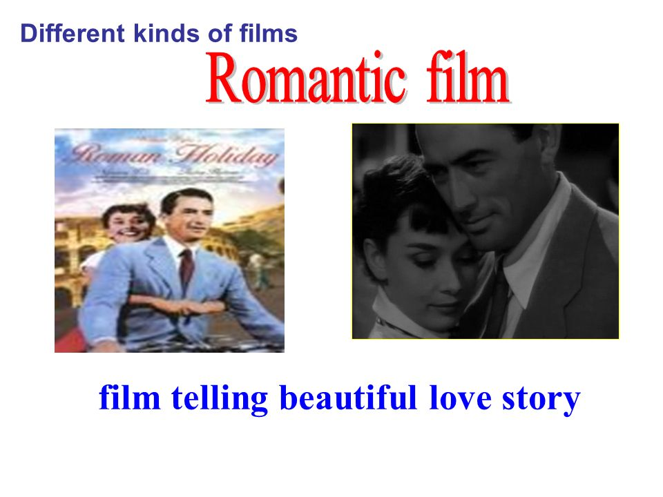 film telling beautiful love story