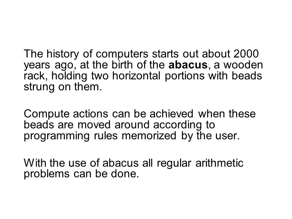 a history of the year 2000 computer problem A brief history of internet security 1970s  the computer fraud and abuse act was instituted in 1986 and for the first time, a computer hacker,.