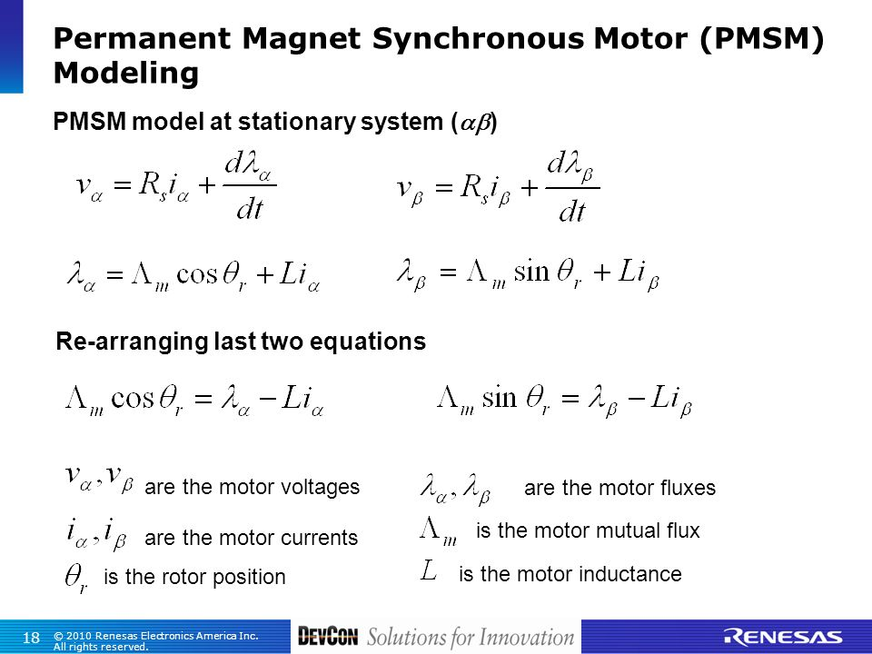 A brief word on batteries general discussion electric for Permanent magnet synchronous motor