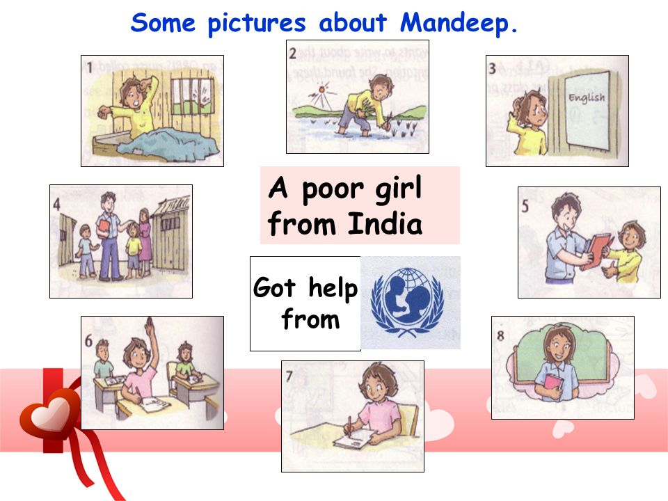 Some pictures about Mandeep.
