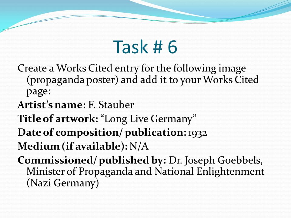works cited for essays Get familiar with the guidelines for developing a works cited page for your essay with these flashcards you can also go over the uses of a.