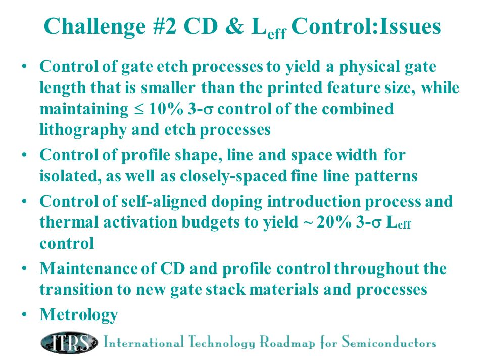 Challenge #2 CD & Leff Control:Issues