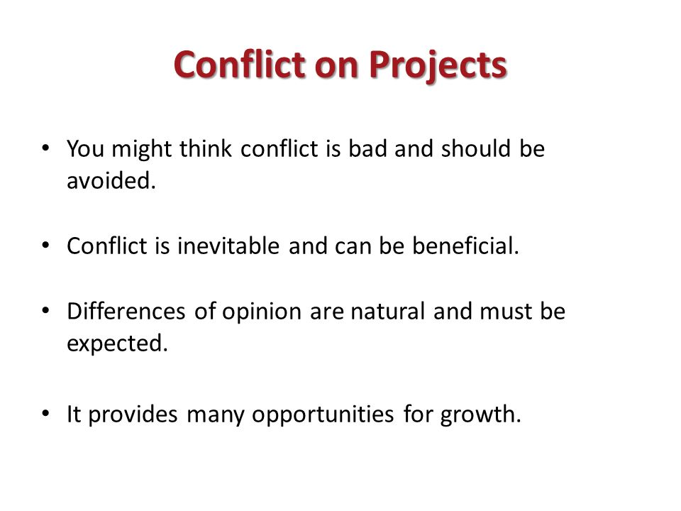 conflict and dispute are inevitable on commercial projects Further, a wide range of literature is discussed to create knowledge of the different dispute factors and how dispute is inevitable in conflicts and disputes in every construction project are always viewed as negative events which occur in the different stages of a in scotland they have the commercial division of the court.