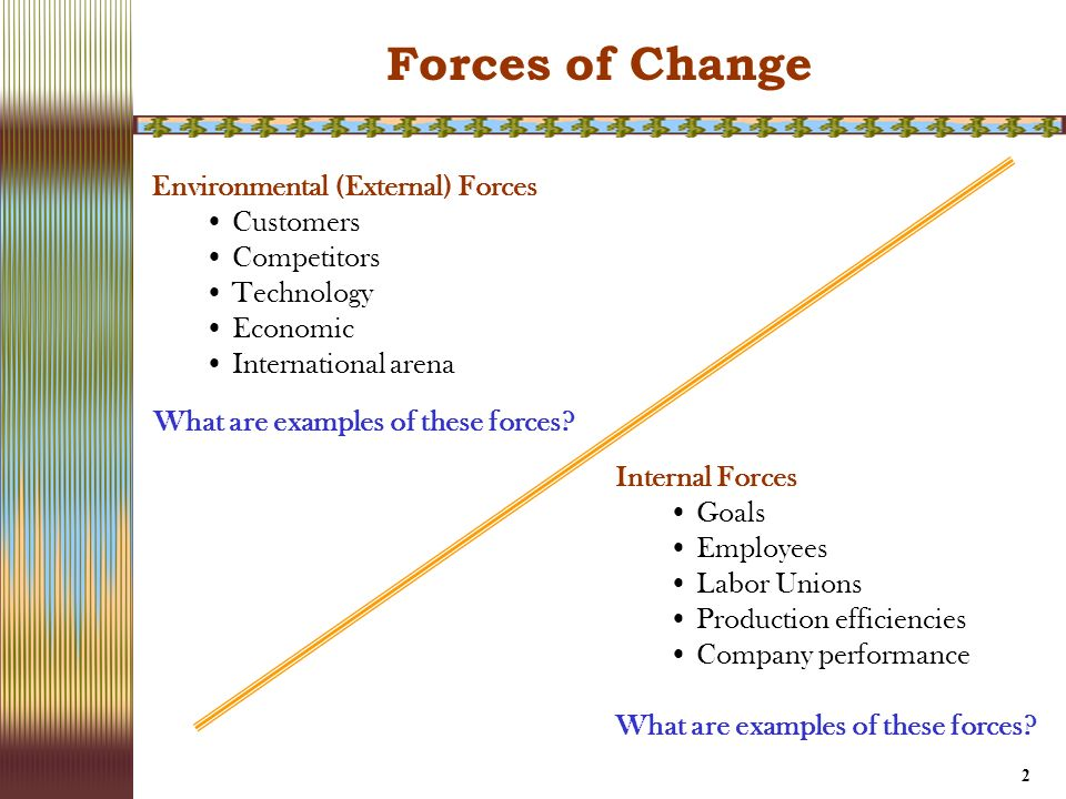 internal external forces Best answer: external forces include the applied force, normal force, tension force, friction force, and air resistance force internal forces include the gravity forces, magnetic force, electrical force, and spring force internal forces will not change the total mechanical energy of the object, while external forces will.