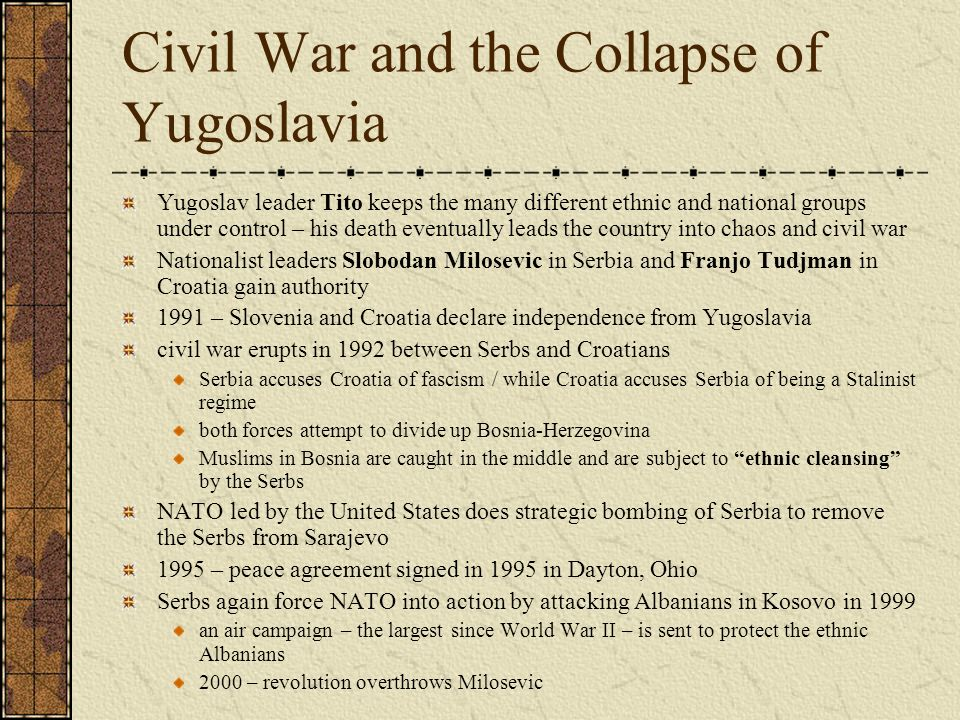a narrative of nato and the united states 1999 civil war against kosovo This article examines the narratives produced in associated press, the new york   keywords grounded theory, kosovo, military intervention, nato, news   cohen, r (1999, january 20) nato warning to yugoslav: another hollow threat   -case-strikes-syria-amid-fears-draw-u-s-civil-warhtml (accessed 25 april  2015.
