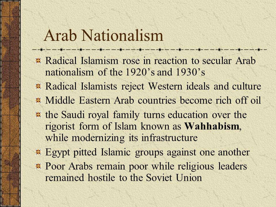 the emergence of nationalism in the middle east Revolution and the growth of industrial society  this was a century of growing nationalism  conditions in eastern europe the emergence of the industrial state.