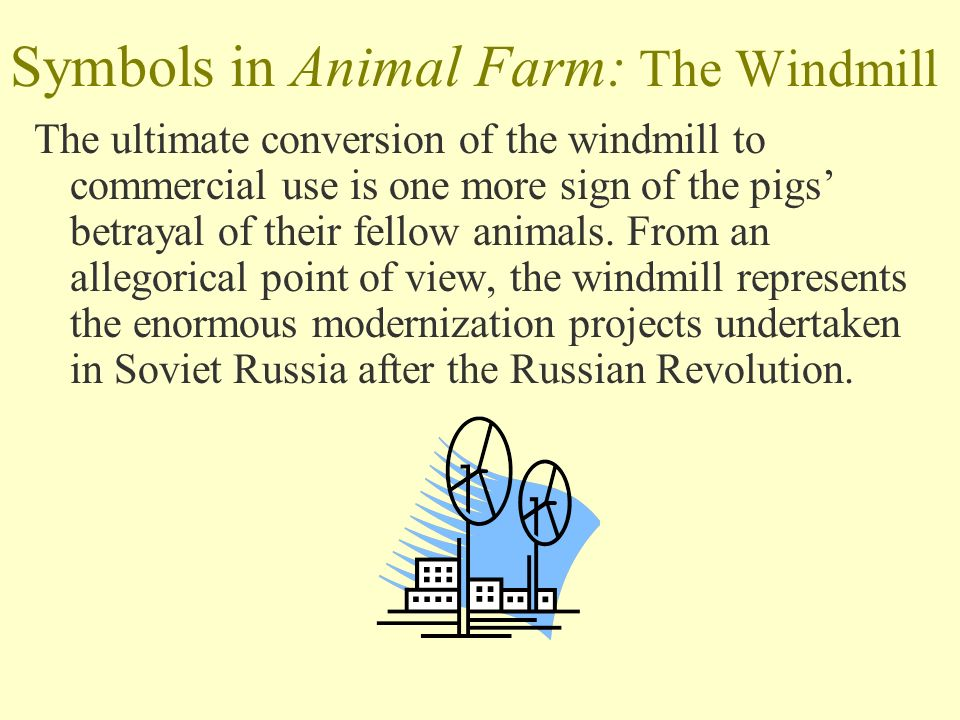animal farm idealism is betrayed Animal farm by george orwell when the downtrodden animals of manor farm overthrow their master mr jones and take ove.