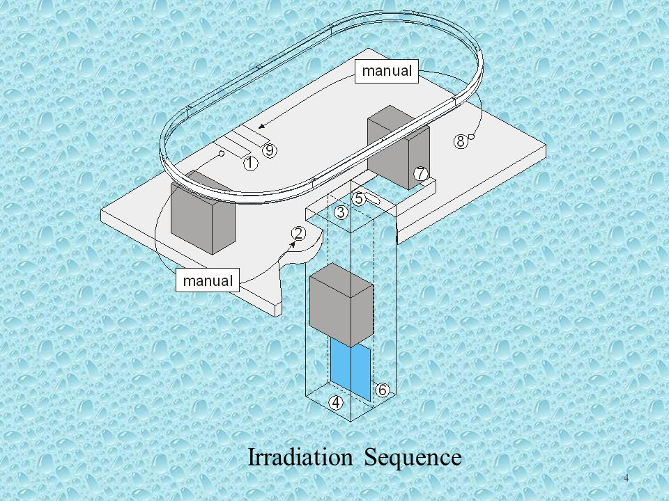 Irradiation Sequence