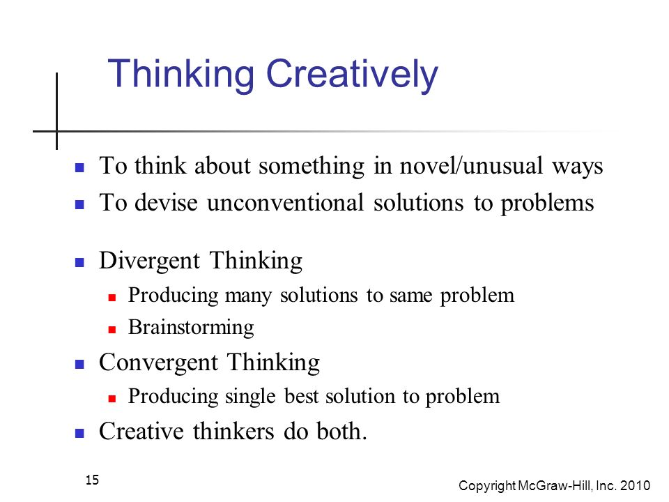 how to think creatively pdf