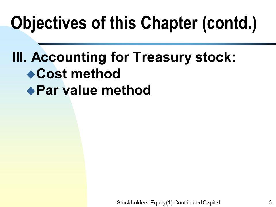 Options and warrants treasury stock method