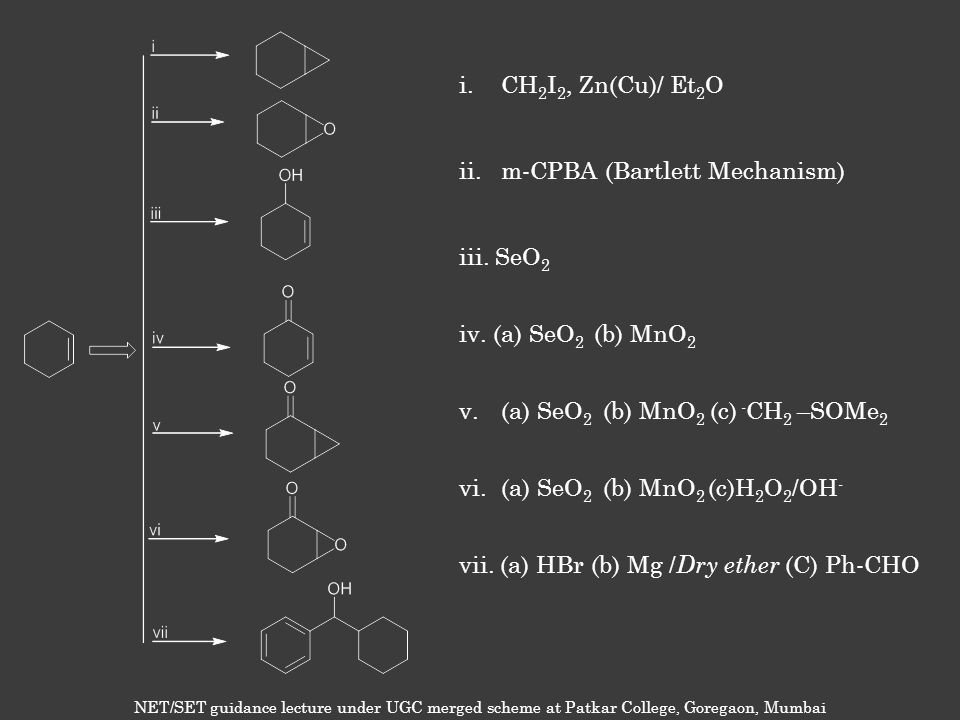 m-CPBA (Bartlett Mechanism)