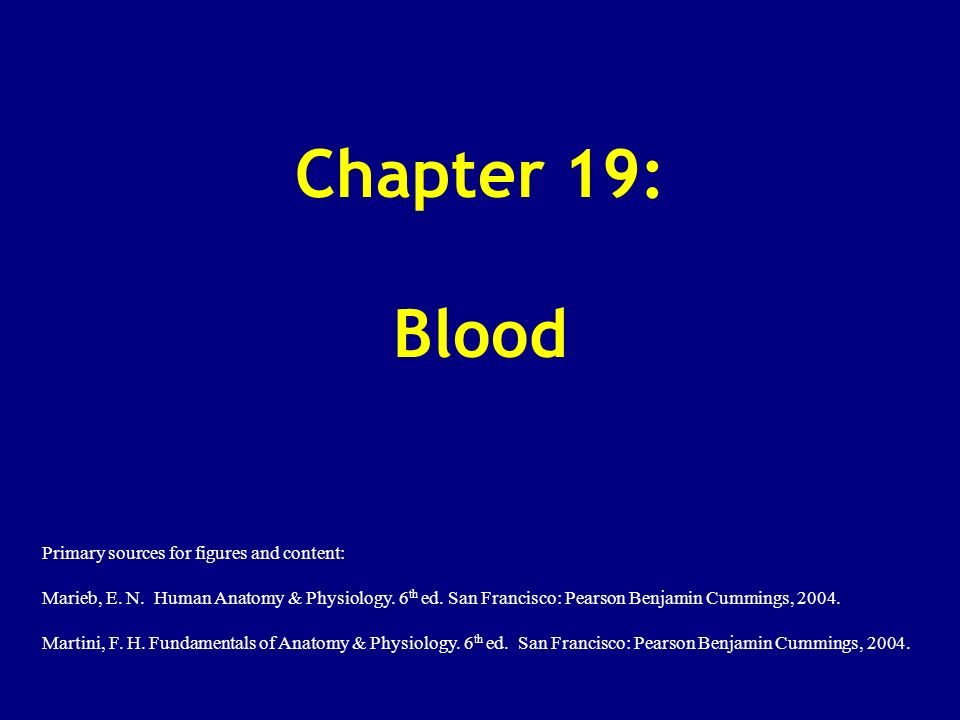 Moderno Anatomy And Physiology Chapter 19 Embellecimiento - Anatomía ...