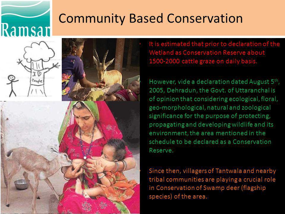 Community Based Conservation