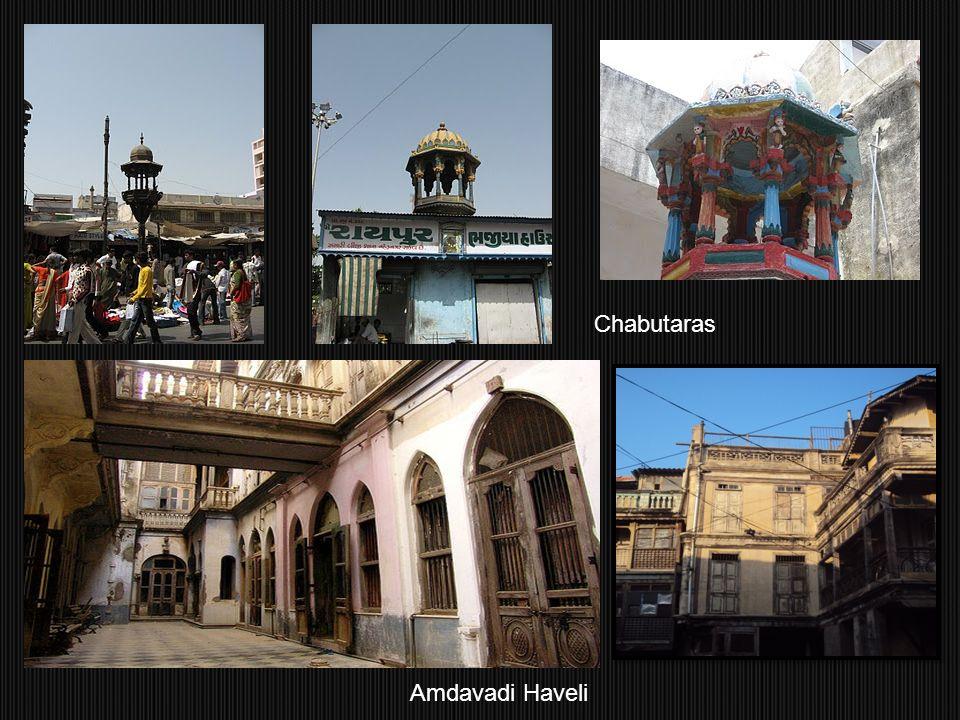 Chabutaras Amdavadi Haveli