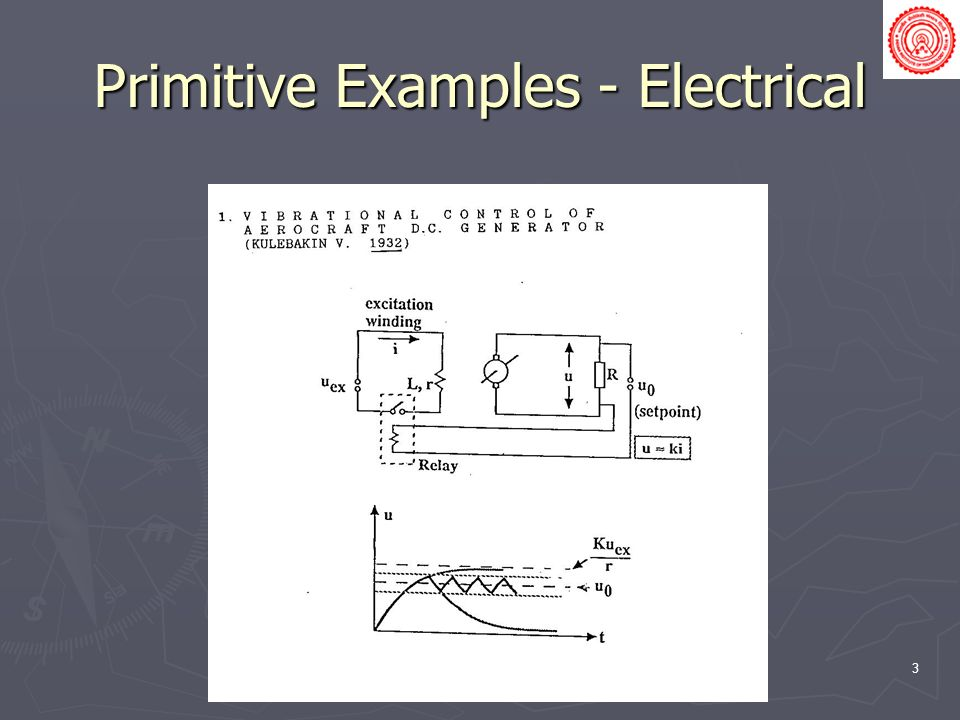 Primitive Examples - Electrical