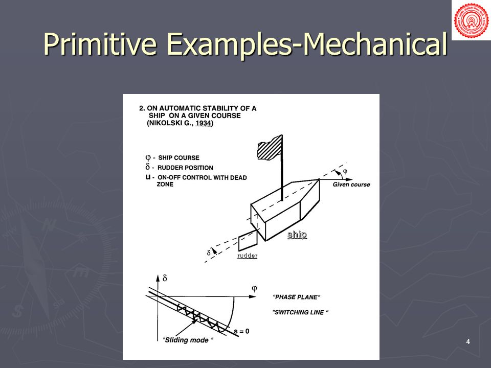 Primitive Examples-Mechanical