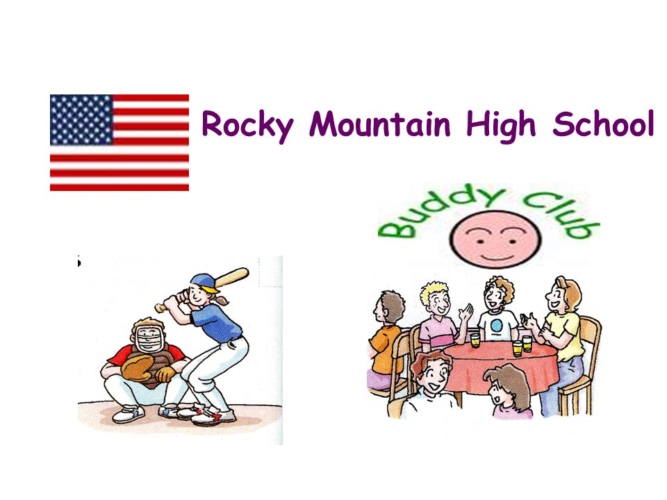 Rocky Mountain High School