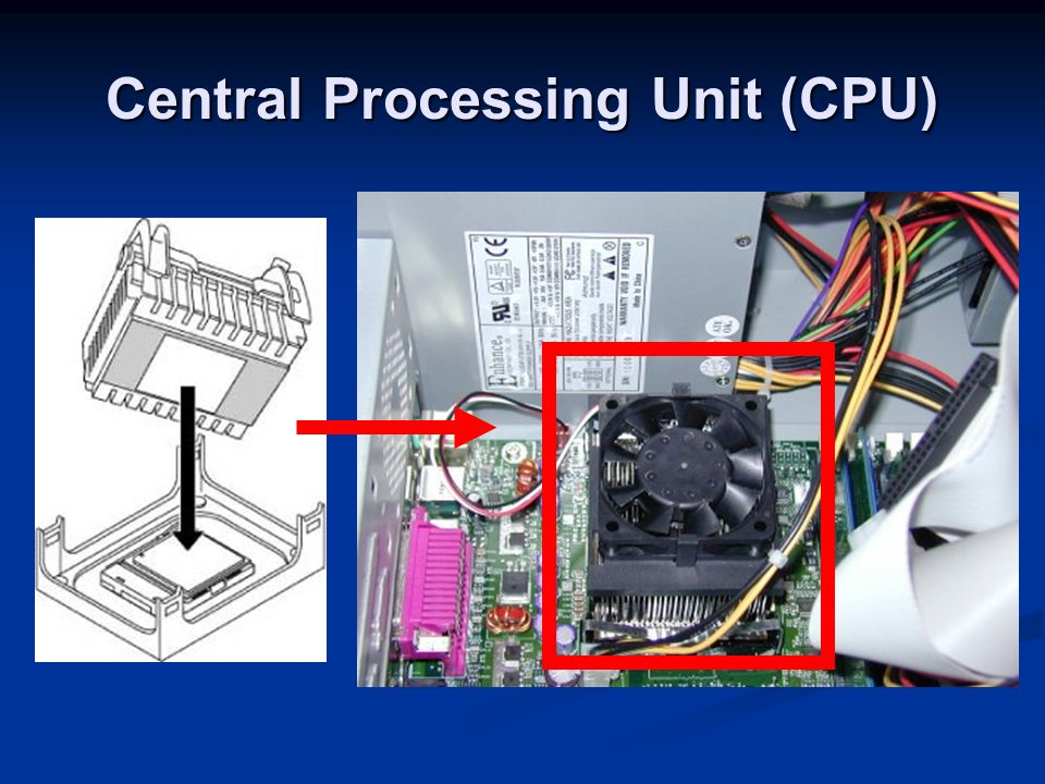 Central Processing unit Definition pdf download