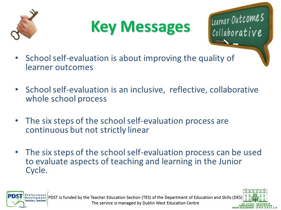 School Self  Evaluation  Ppt Download