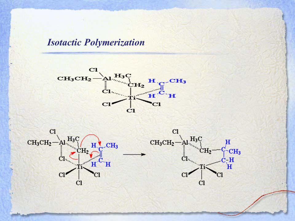 Isotactic Polymerization