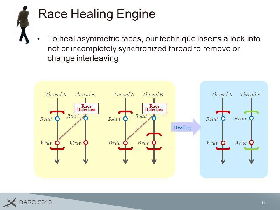 Race Healing Engine