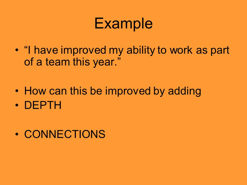 how to work as part of a team