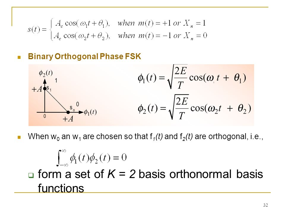 how to determine if a set is orthonormal