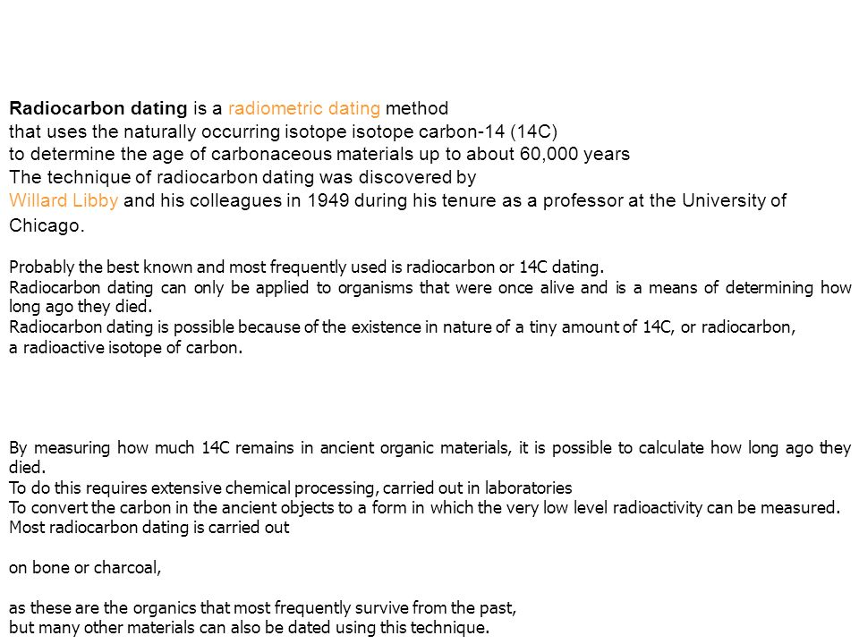 10 facts about radiometric dating