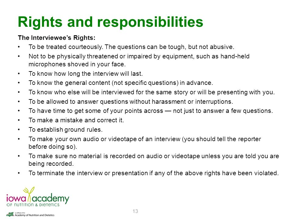 what rights and responsibilities should teenagers For many, the teenage years are relatively plush, but they are not without  responsibility  in truth, teens can and should have responsibilities as tending to   down to earth enterprises: rights and responsibilities university.