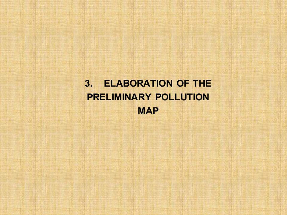 PRELIMINARY POLLUTION