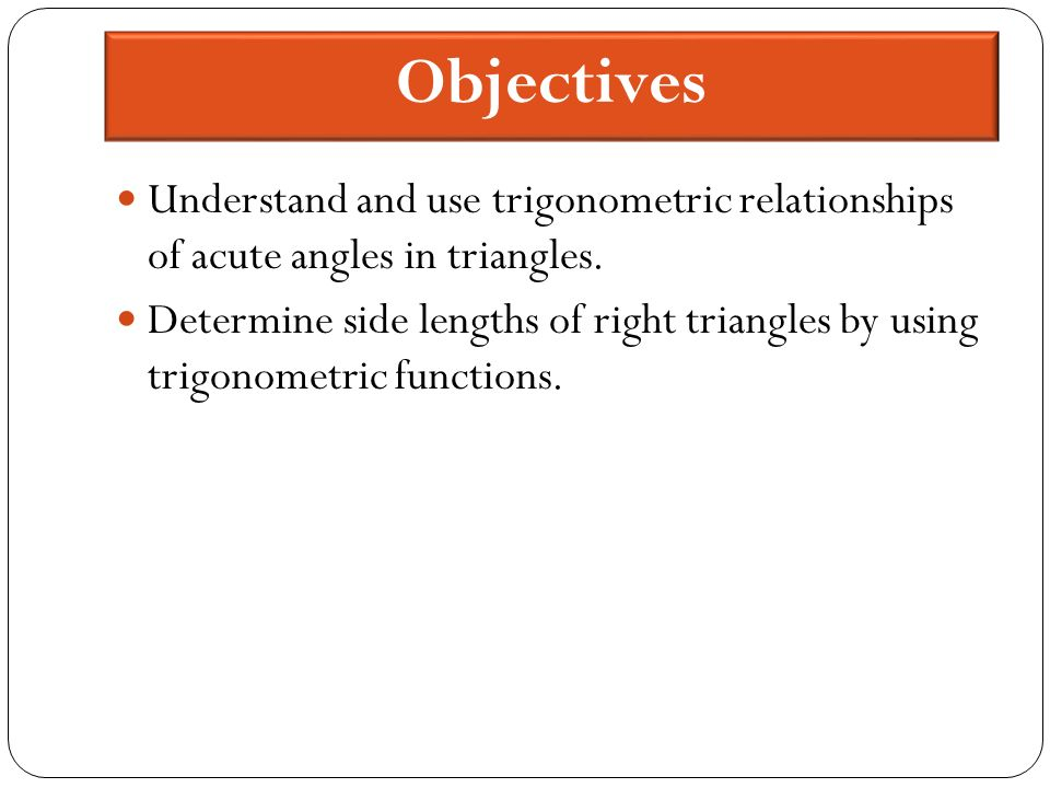 One Pay To Get Trigonometry Presentation two children