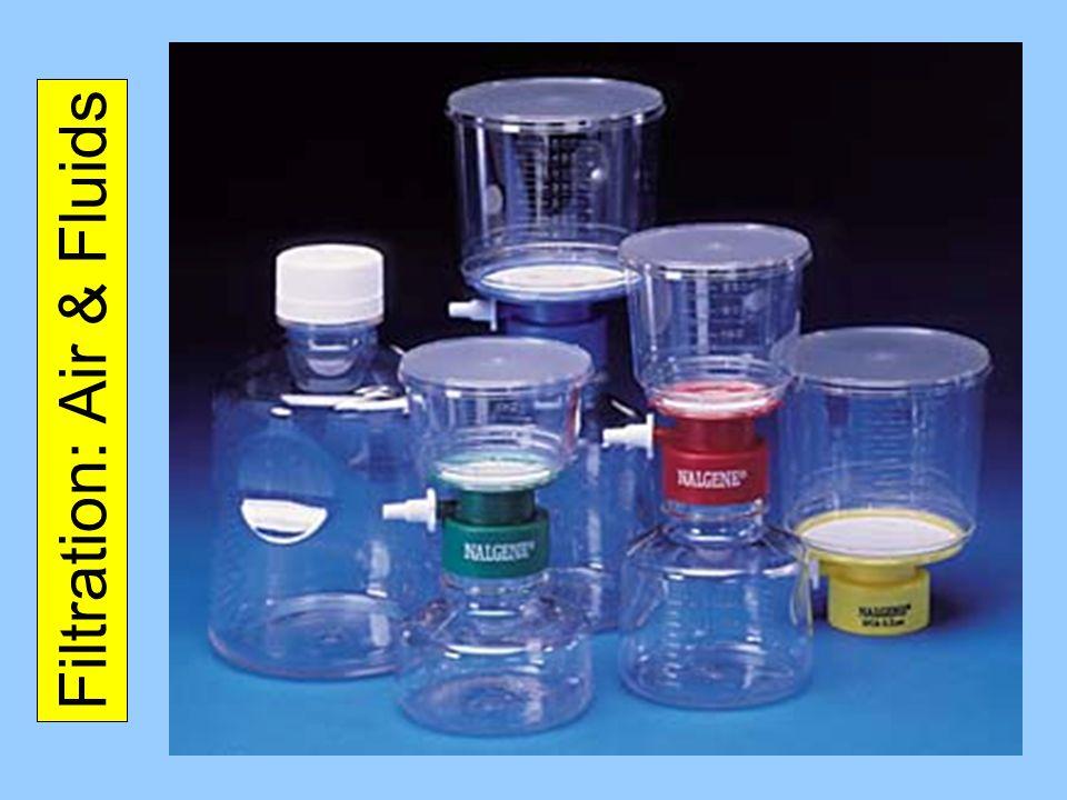 Filtration: Air & Fluids