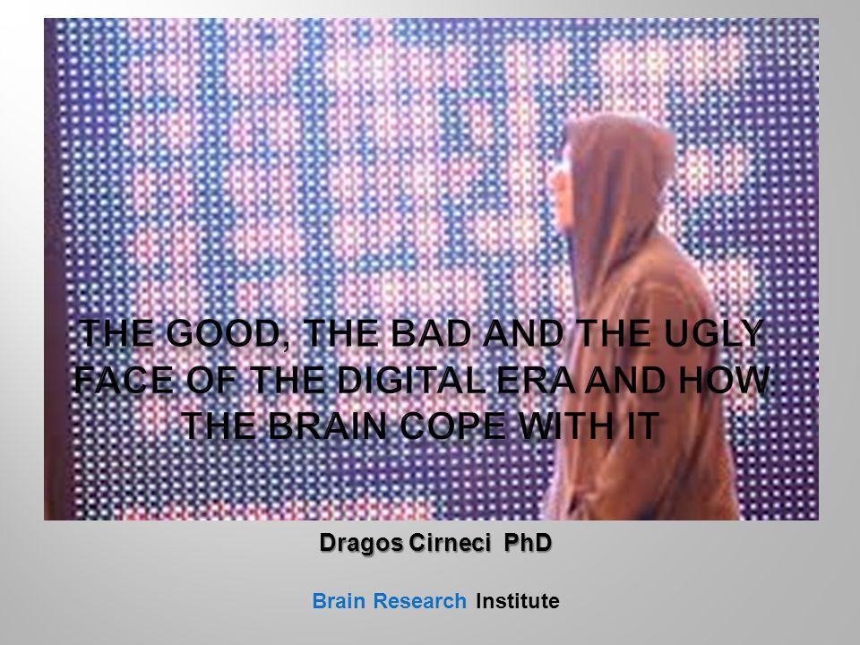 Dragos Cirneci PhD Brain Research Institute