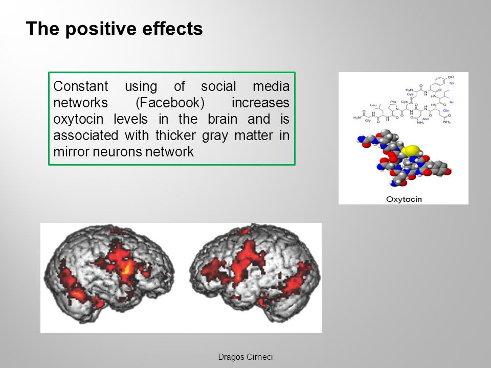 The positive effects