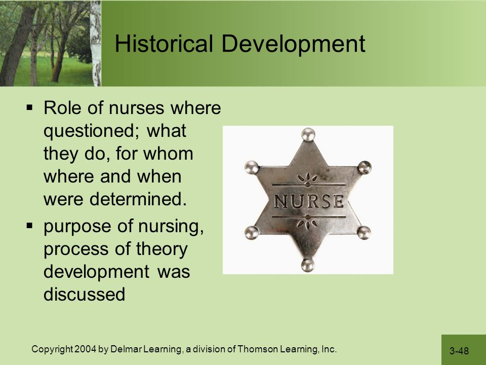 The importance of role-play in nursing practice