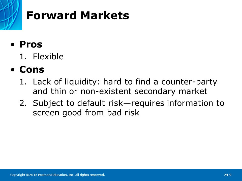 The Practicing Manager: Hedging Interest Rate Risk with Forwards