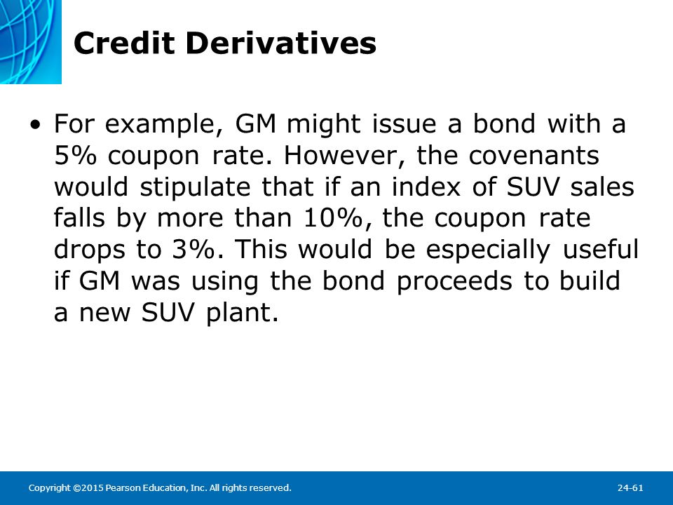 Are derivatives a time bomb