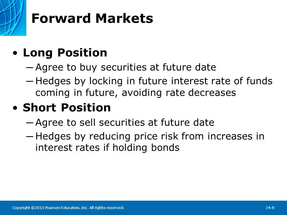 Forward Markets Pros Cons Flexible