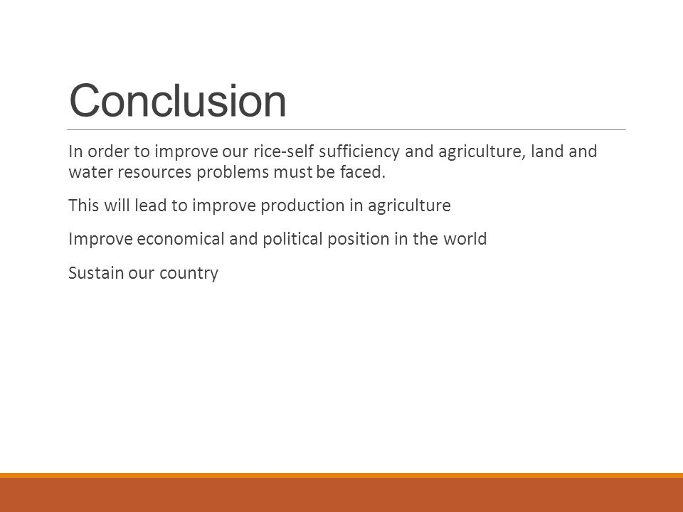 conclusion of land resources Conclusion an adaptive natural resource management is an unpredictable process successful process for partnering between scientists and land or ocean managers-both governmental and private to develop conservation goals, monitor actions in support of.