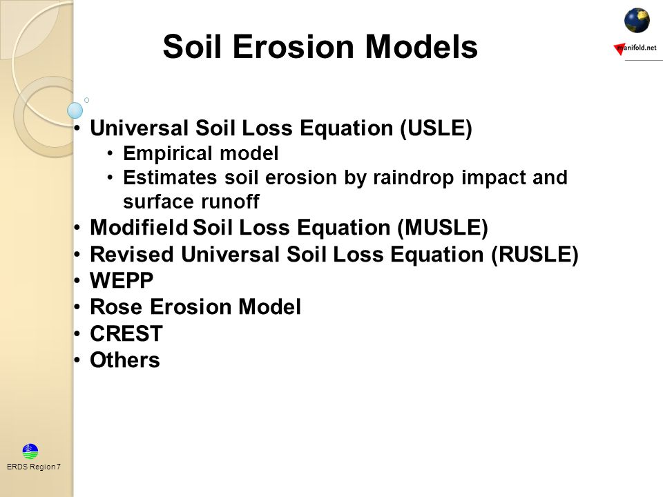 Introduction soil erosion research is a capital intensive for Soil research impact factor