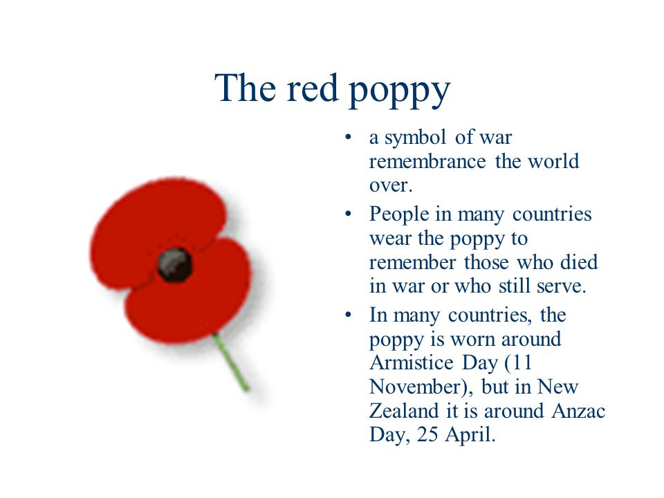In Flanders Fields The Poppies Blow Between The Crosses Row On Row