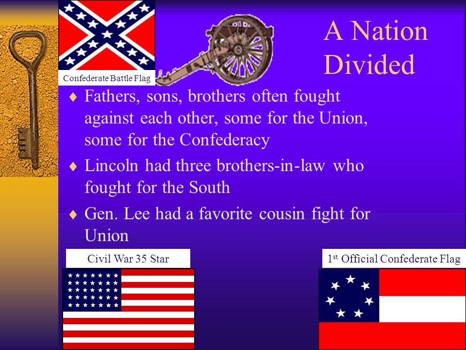 union and confederation flag