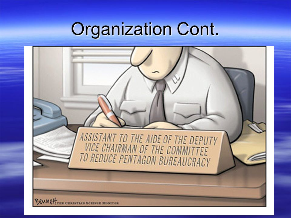 Chapter 10: Federal Bureaucracy - ppt download