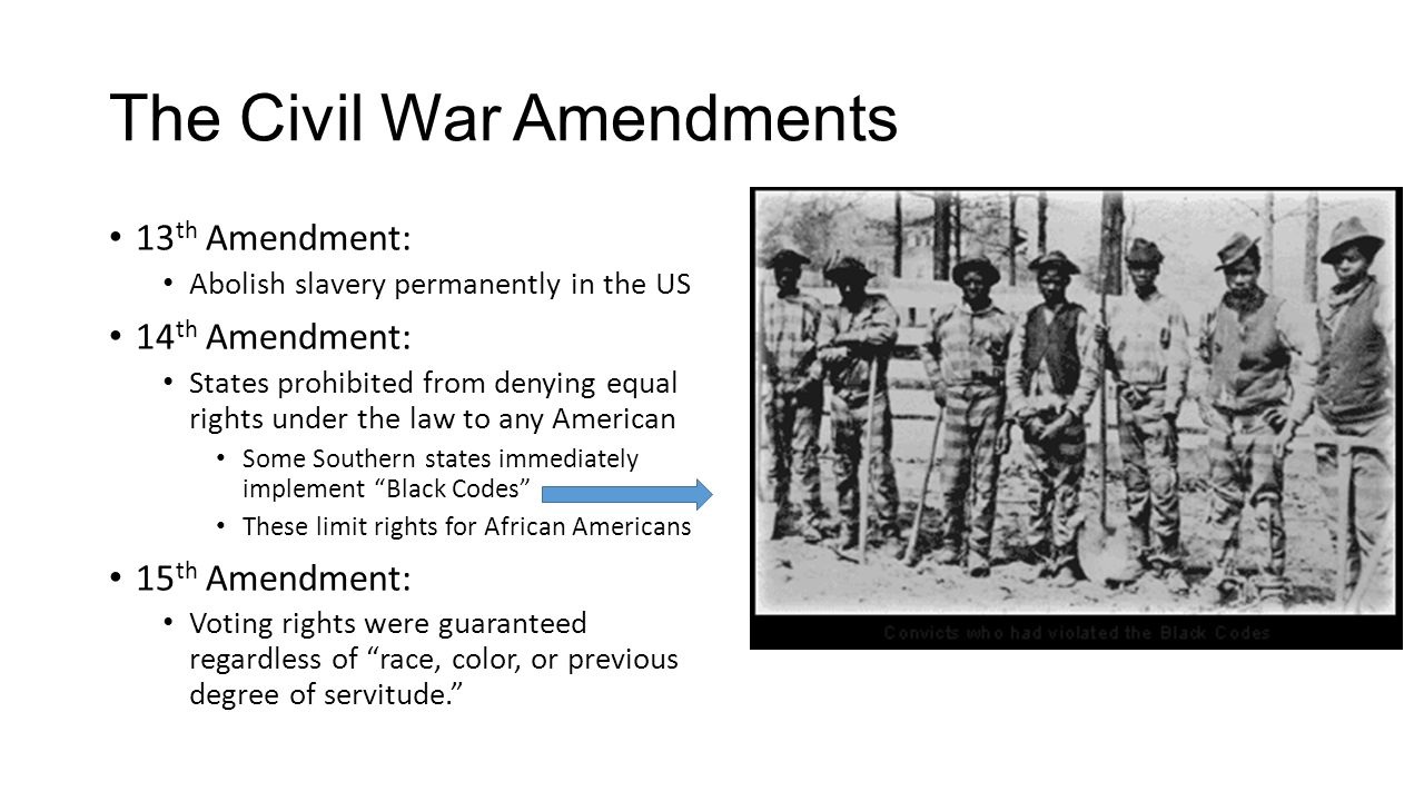 the impact of the american civil war on the rights and lives of black in the us Montgomery, alabama — the success of the of the american civil rights  movement and the fight for racial equality in the united states is.
