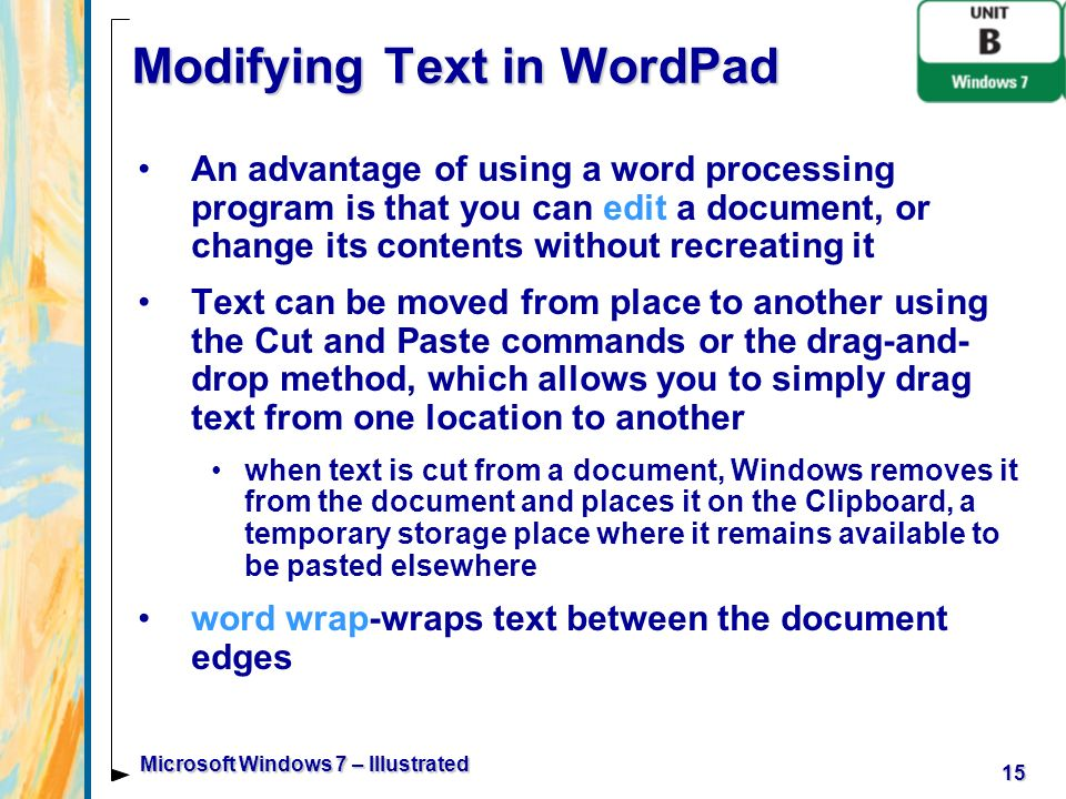 how to change a document from wordpad to microsoft word