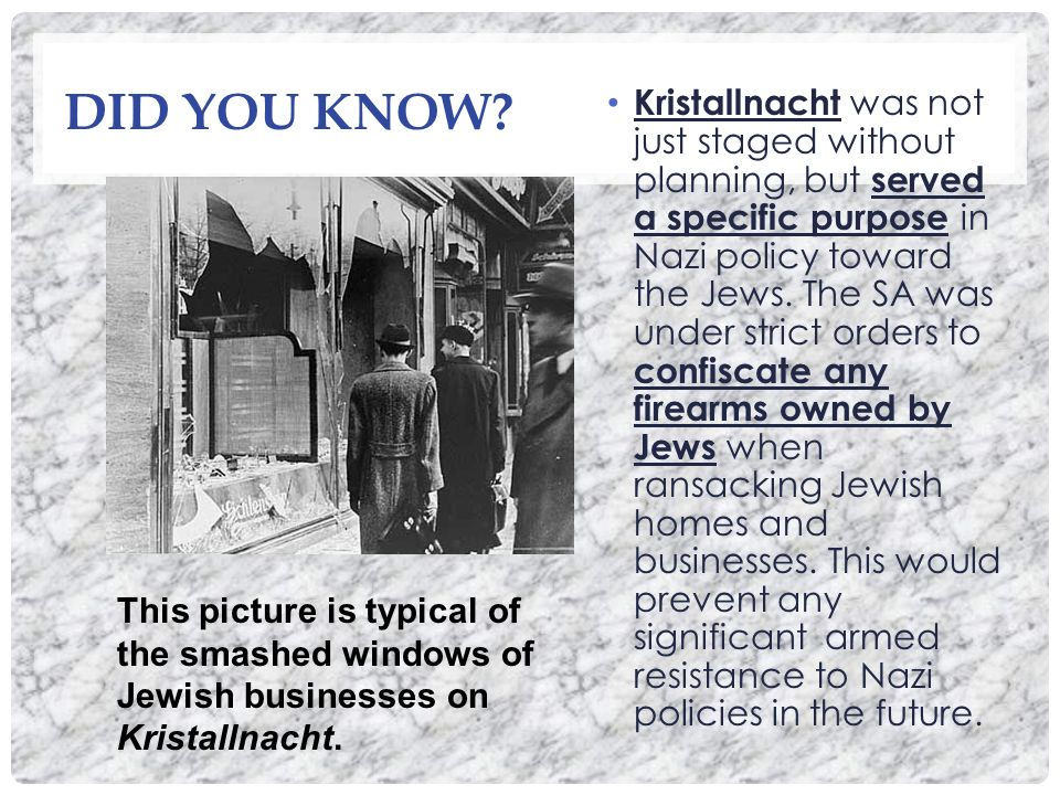 What is Kristallnacht and why is it a significant event?